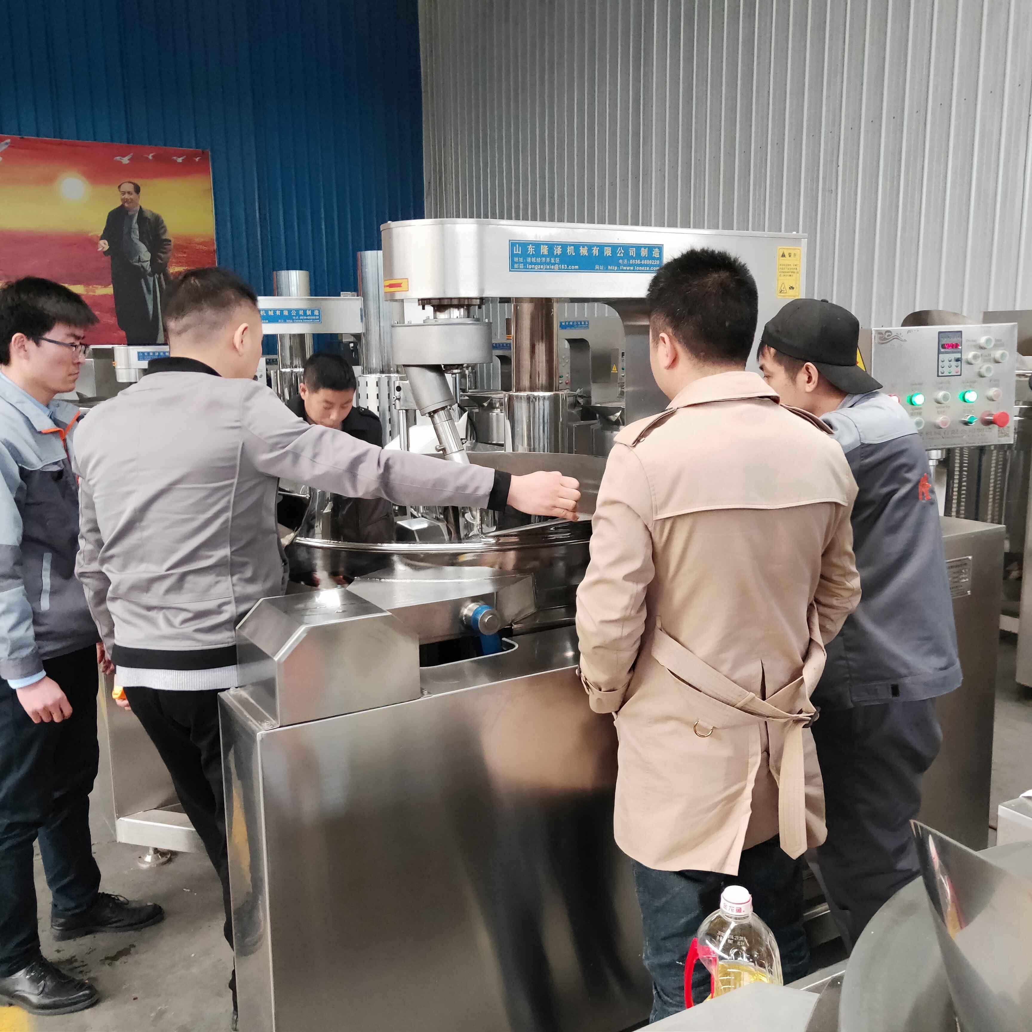 隆泽机械生产基地